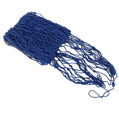 rosenice-decorative-fishing-net-fish-nautical-beach-fishing-netting-party-wall-hanging-decor-blue