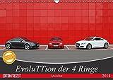 EvoluTTion der 4 Ringe (Wandkalender 2018 DIN A3 quer): Coupé und Roadster Sportwagen TT 8N - 8J - 8S (Monatskalender, 14 Seiten ) (CALVENDO Mobilitaet) [Kalender] [Apr 13, 2017] SchnelleWelten, k.A.