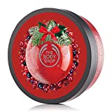 The Body Shop Limited Edition Frosted Berries Softening Body Butter/Körperbutter 200ml