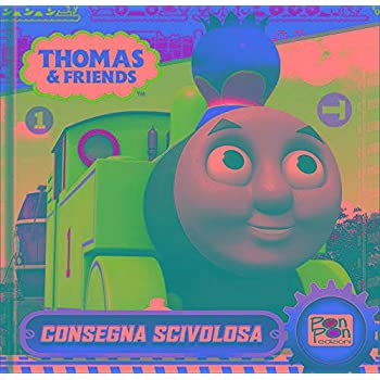 Consegna Scivolosa. Thomas & Friends. Ediz. Illustrata