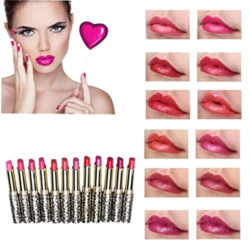 amlaiworld-12pcs-rossetti-lip-stain-shimmer-idratante-lip-stick-set-leopardo