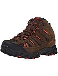 Columbia Childrens Pisgah Peak Mid Waterproof, Zapatos de High Rise Senderismo Unisex niños