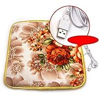 Ξ AO Star Heizpolster, USB-Platz Multifunktionales Plüsch-Beheiztes Pad 45X45cm preisvergleich bei billige-tabletten.eu