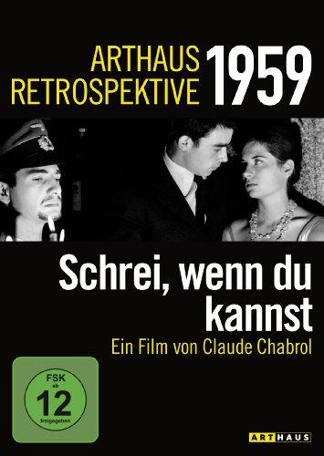 Arthaus Retrospektive 1959 - Schrei, wenn du kannst