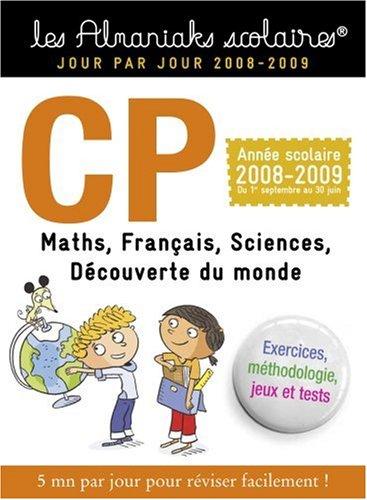 Les Almaniaks scolaires : CP 2008-2009