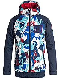 DC Shoes Troop - Chaqueta para Nieve para Niños 8-16 EDBTJ03019