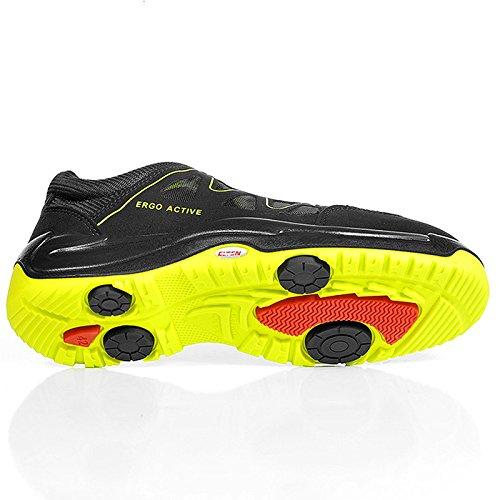 """Elten 7206601-42 - Taglia 42 esd tipo s1 1 calzatura di sicurezza """"grant neon"""" - multicolore"""