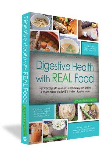 Digestive Health with REAL Food por Aglaee Jacob