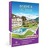 EMOZIONE3 - Insieme a QC Terme -  Cofanetto Regalo Benessere  - 1 ingresso giornaliero presso un centro QC Terme per 2 persone