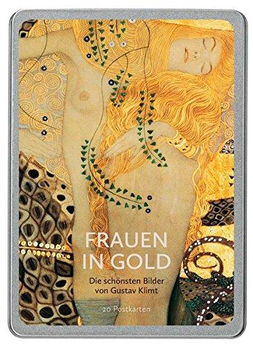 Frauen in Gold: Die schönsten Bilder von Gustav Klimt