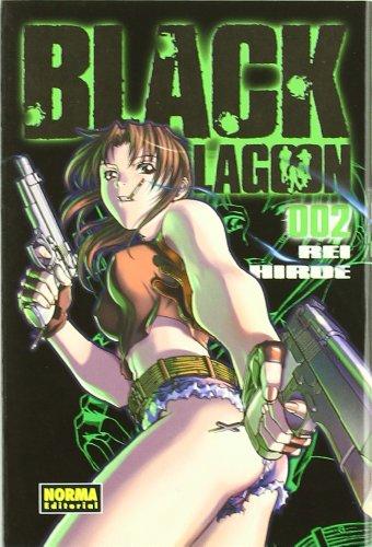 BLACK LAGOON 2 (CÓMIC MANGA)