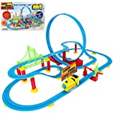 Sumaclife Roller Coaster Train And Track Play Set