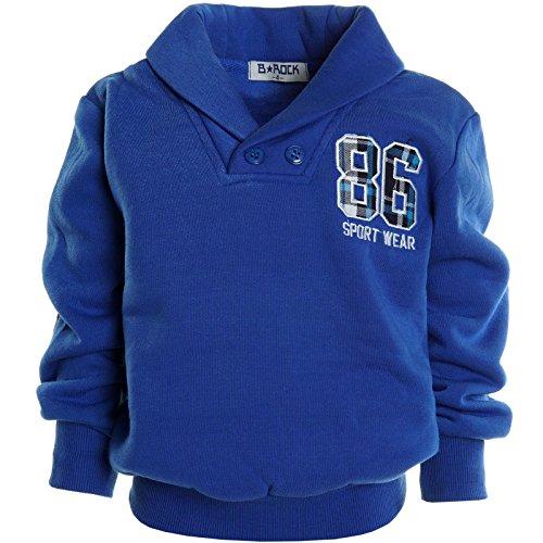 BEZLIT -  Felpa con cappuccio  - Camicia - Collo a U  - Maniche lunghe  - ragazzo Blau 14 anni