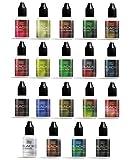 BLACKC PREMIUM E-Liquid für E-Zigaretten und E-Shishas, MADE IN GERMANY, Nikotinfrei, 19 Geschmackssorten, 20/50 ml Fläschchen (grüner Apfel, 50 ml)