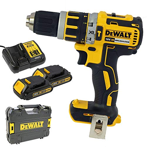 DeWalt DCD795S2 (18 V / 1,5 Ah / 7-teilig)