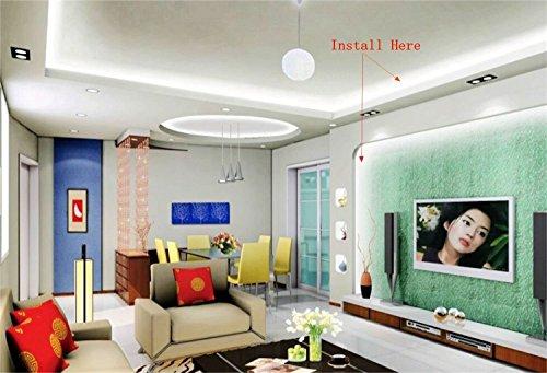 Solar-Luz-de-Tira-EONANT-100LED-164ft5M-Impermeable-SMD2835-LED-Cinta-de-nimo-Cuerda-de-Luz-para-Jardn-Patio-Camino-Valla-Escaleras-Patio-Trasero-Patio-Decorativo-Cold-White