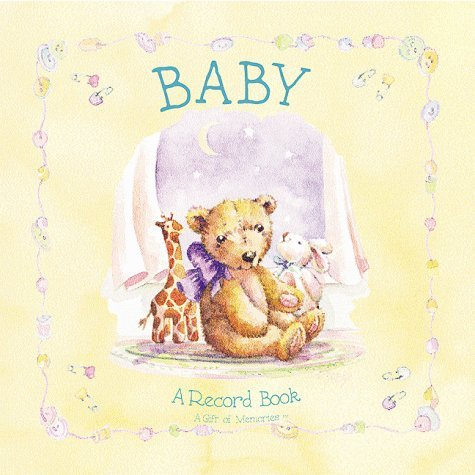 Baby: A Record Book by Jerianne Van Dijk