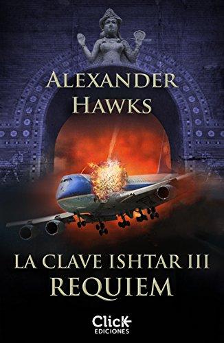 Portada del libro La clave Ishtar III. Réquiem