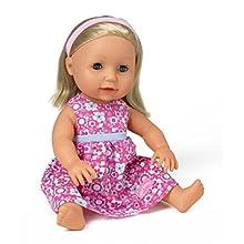 Classic Tiny Tears Doll from John Adams