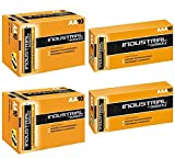 Duracell 20 X AAA and AA Industrial Battery - Orange