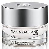 Maria Galland 5B Creme Super Régénératrice Nachtcreme, Mischhaut, Trockene Haut, 50ml