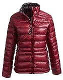 Yeti Desire Lightweight Down Jacket Women dry rose/black Größe S 2016 Funktionsjacke