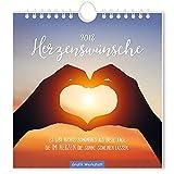 Herzenswünsche 2018: Postkartenkalender - Grafik Werkstatt Bielefeld