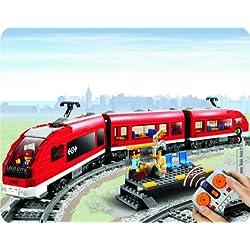 LEGO City - Tren de pasajeros (7938) (versión española)