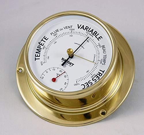 NAUDET Barometer, Ø 100 mm
