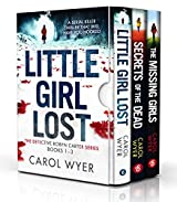 The Detective Robyn Carter Series: Books 1-3