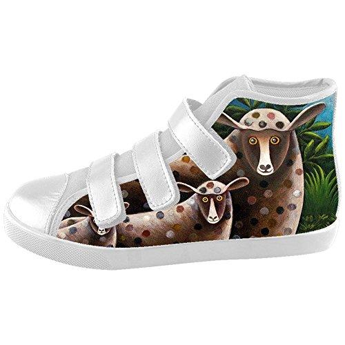 Dalliy Cute Color Sheep Kids Canvas shoes Schuhe Footwear Sneakers shoes Schuhe B