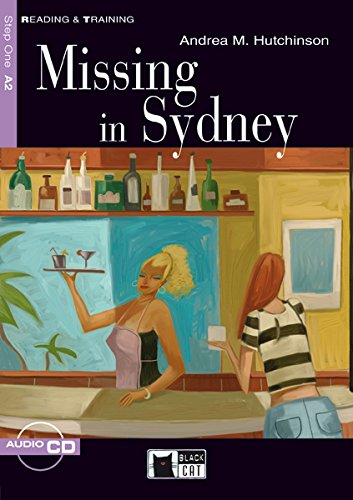 Missing In Sydney+cd (a2) (Black Cat. reading And Training) por Cideb Editrice S.R.L.