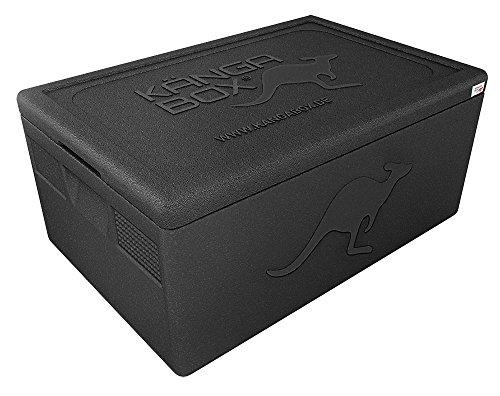 "Kängabox / Pizzabox / Transportport / Tortenbox ""Expert"", 60 x 40 x 32 cm | 46 l"