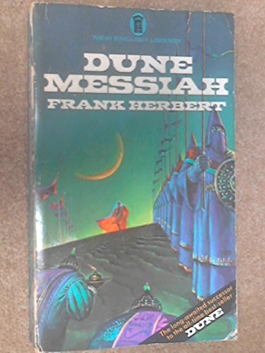 DUNE MESSIAH par HERBERT FRANK