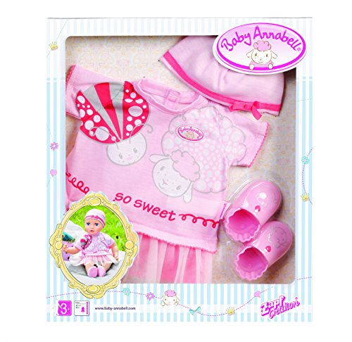 Baby Annabell Deluxe Summer Drea...