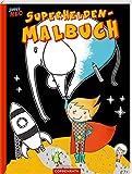 Super Neo: Superhelden-Malbuch