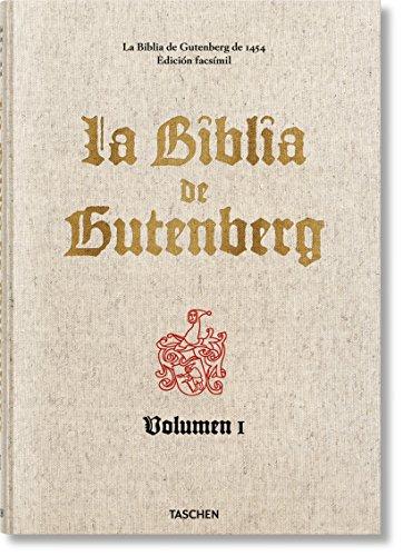 La Biblia de Gutenberg de 1454 por Stephan Füssel