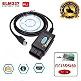 Goldplay ELM327 USB forscan Schalter Ford Android OBD Modified elmconfig mit FTDI Chip HS-Can/ms-Can OBD2 Für Ford Mazda