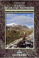 Walking Highland Perthshire (Scotland's Southern Highlands) (Mountain Walking) Paperback
