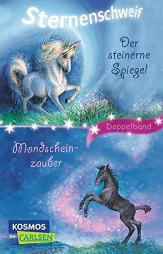 Sternenschweif: Der steinerne Spiegel / Mondscheinzauber (Doppelband) (Mädchen Amerikanische Monster High)