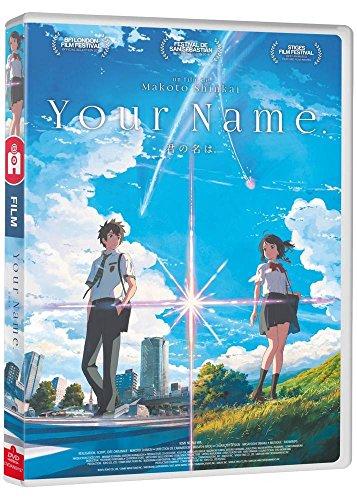 Your Name = Kimi no na wa / Makoto Shinkai, réal. | Shinkai, Makoto (1973-....). Réalisateur