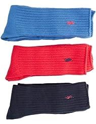Polo Ralph Lauren Three Pack Of Socks