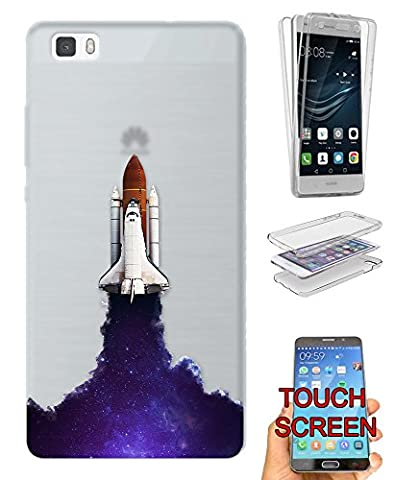 Rocket Ship - c00893 - Cool Space Galaxy Out Of