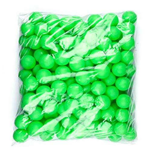 Chenjinxiangou01 Tischtennisbälle, Lotterie Tischtennis Farbe No Word 150 Anzahl Bälle Farbe Tischtennis Blank, kann die Anzahl der farbigen Bälle ausfüllen Zart (Color : Rosa)