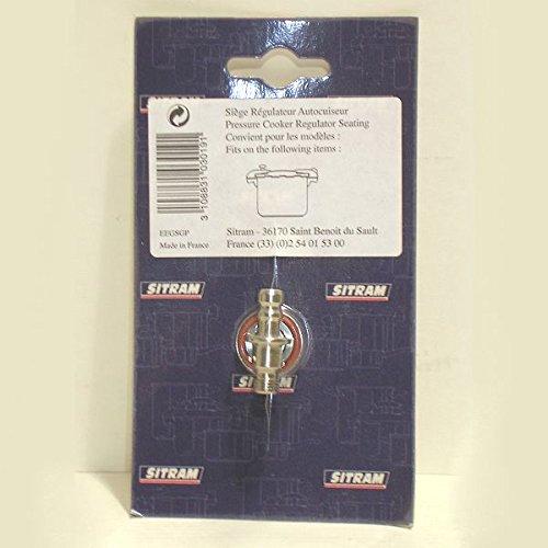 SITRAM - Siege Régulateur avec écrou p/ autocuiseur Prima*