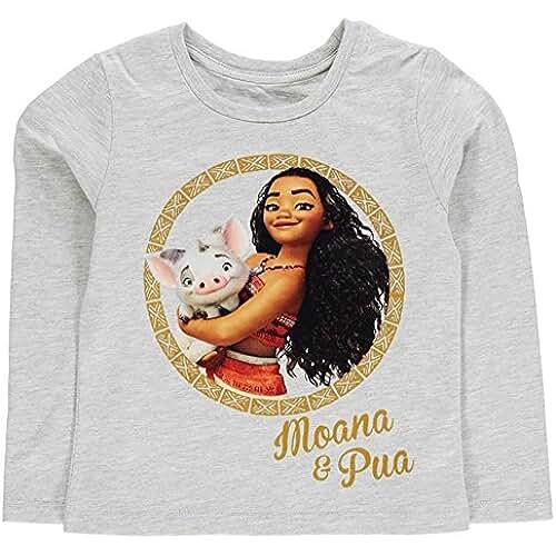 Disney. - Camiseta de manga corta - para niña