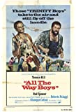 All the Way Boys Plakat Movie Poster (11 x 17 Inches - 28cm x 44cm) (1973) B