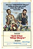 All the Way Boys Plakat Movie Poster (27 x 40 Inches - 69cm x 102cm) (1973)