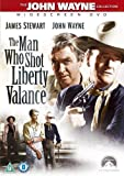 The Man Who Shot Liberty Valance [Reino Unido] [DVD]