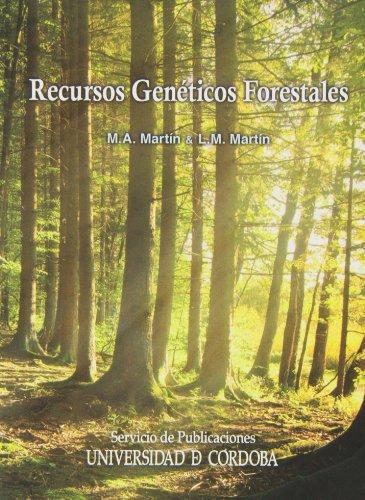 Recursos genéticos forestales por Mª Ángela Martín Cuevas